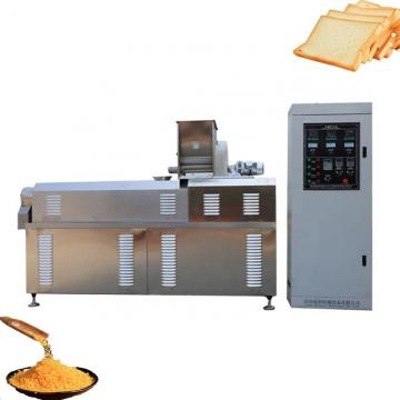 Big Capacity Industrial Panko Bread Crumbs Line