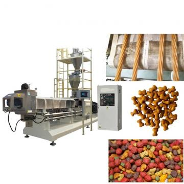Automatic Cat Pet Dog Food Making Processing Equipment