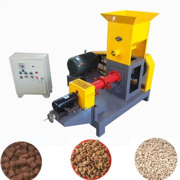 Twin Screw Extruder Dog Food Pet Food Making Machine