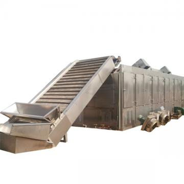 Belt Dryer for Coal Briquette Drying