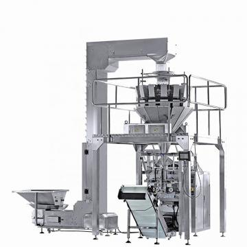 Vacuum& Nitrogen Filling Vegetable&Fruit Packaging Machinery