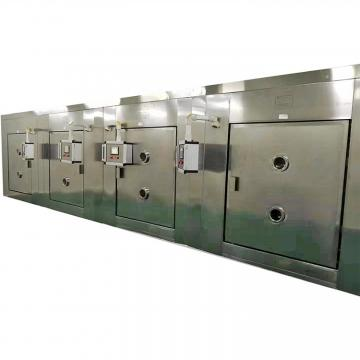 D1500 IR tunnel Heating Oven dryer for plastic bottle or glass bottles