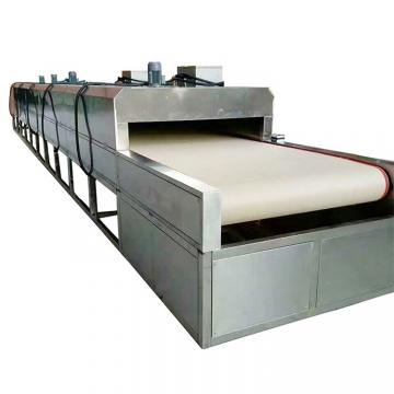vacuum belt low temperature industrial pharmaceutical continuous freeze dryer with CIP Cleaning System