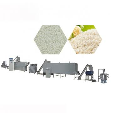 Automatic Shrimp Fish Beef Chicken Dressing Japaness Plain Panko Bread Crumbs Production Line